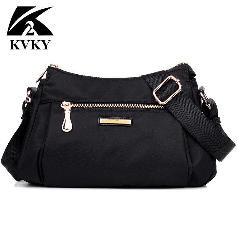 2017 New Promotion Nylon Women Shoulder Bags Hobos Designer Handbags for Women Tote bag Ladies Messenger Bags Bolso Female pouch promotion women