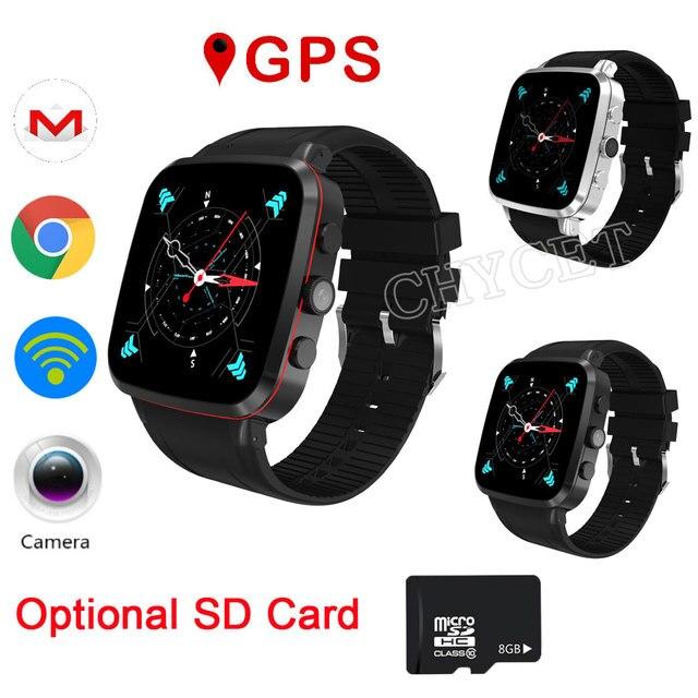 Новинка 3G Смарт-часы N8 Android 5.1 512 ГБ Оперативная память 8 ГБ Встроенная память GPS Wi-Fi шагомер Камера 5.0 м SmartWatch Поддержка Nano Sim карты