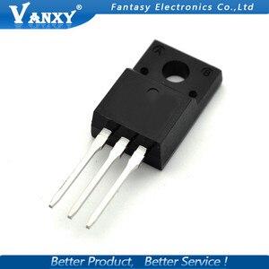 Image 5 - 10 sztuk FQPF5N60C TO 220F FQPF5N60 5N60C 5N60 TO220 do 220 nowy MOS FET tranzystor