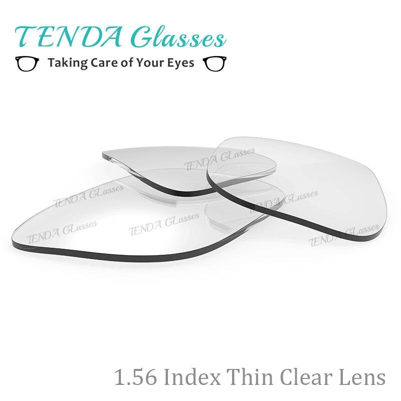 1,56 lentes de resina óptica de prescripción esférica y asférica con revestimiento múltiple resistencia a los arañazos y protección contra la radiación
