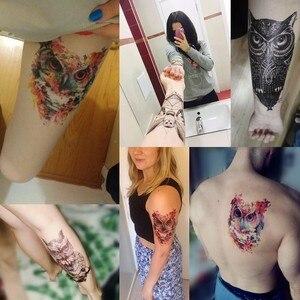 Image 4 - glaryyears Custom Tattoo Personalized Temporary Tattoo Sticker Waterproof Make Your Own Design