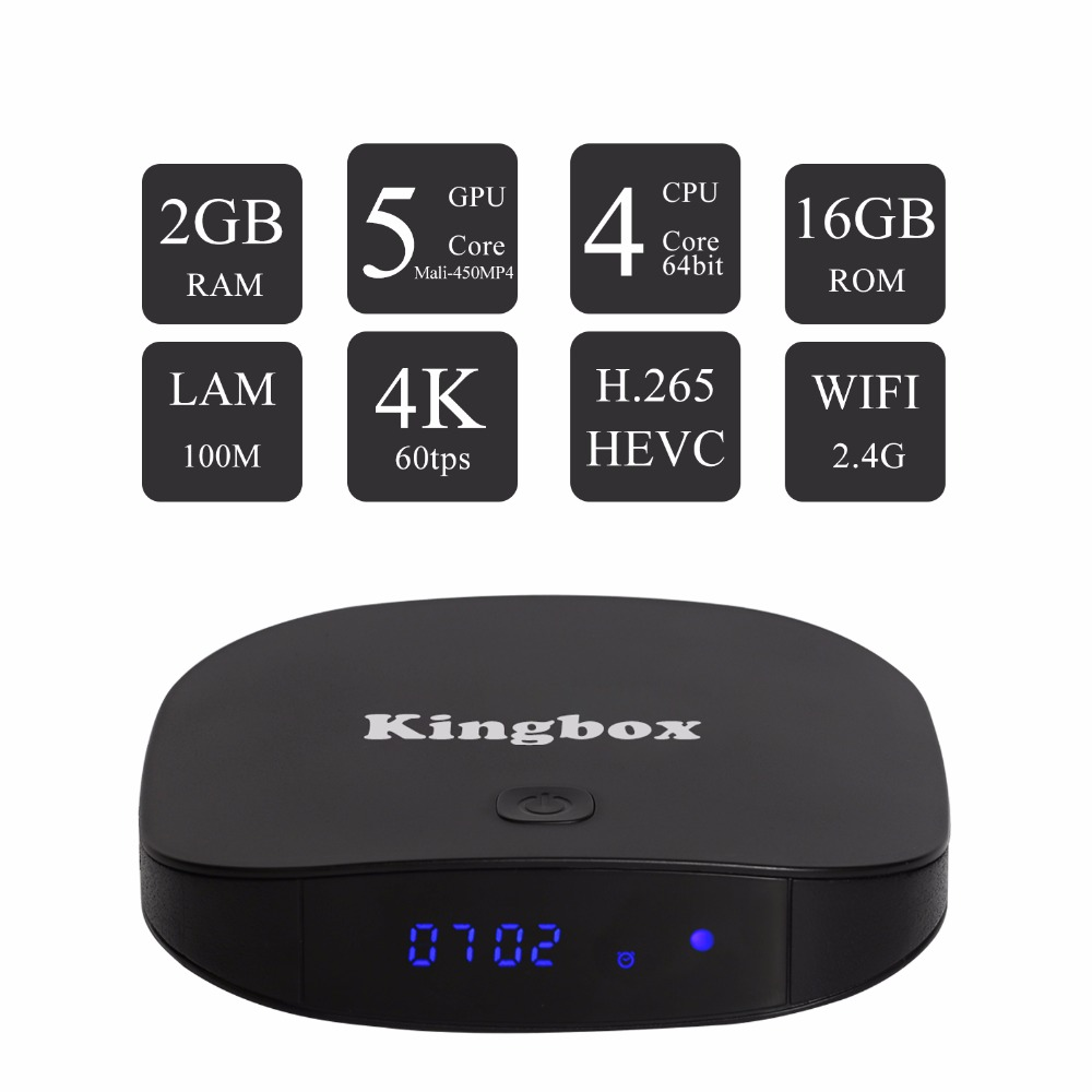 K2 Smart 4K HD Android TV Box Penta-Core 2G/16G 2.4G WiFi with Youtube Kodi myev tv box for japan korea oversea version with 8 core wifi 16g 4k built in japanese korean live tv and others no need any fee