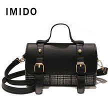 IMIDO PU Crossbody Bags for Women Purses Handbags 2019 Luxury Designer