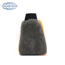 Auto Waschen Handschuh Mitt Scratch Kostenloser Chenille Wasserdicht Reinigung Detaillierung Auto Zubehör Werkzeuge