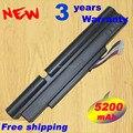 6 celular bateria 3830 para Acer Aspire 5951 5951 G 3830 4830 AS11B5E AS11A3E AS11A5E 3ICR19 / 66 - 2 3INR18 / 65 - 2