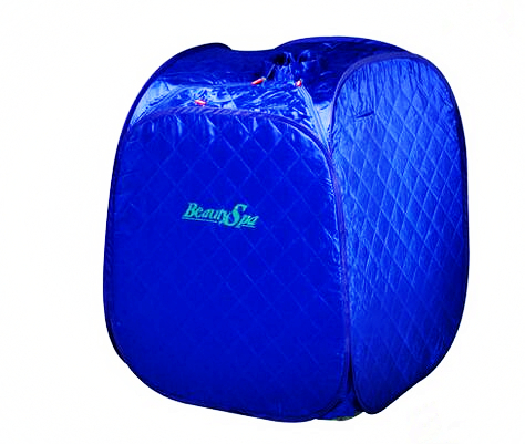 New Family sauna steam box Skin Spa Portable Steam Sauna Tent Steamer send gift by healthsweet