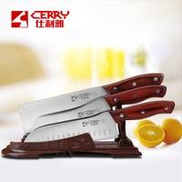 Couteau en acier inoxydable ensemble combinaison cadeau couteaux fournitures Peut utilisé à tranche viande chop os couteau à découper Chine meilleur vendeur