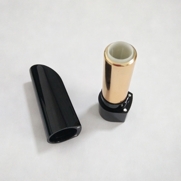 Black Empty PP Magnetic Buckle Lipstick Tube DIY 9mm Cosmetic Tool Lip Balm Pipe Shell Lip Gloss Container Makeup Packing Bottle sleek makeup губная помада lip v i p lipstick 3 6 гр 9 оттенков губная помада lip v i p lipstick 3 6 гр attitude тон 1012 3 6 гр
