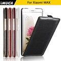 Xiaomi mi max cajas del teléfono cubierta de protección del tirón de lujo pu de cuero case para xiaomi mi max pro prime case coque 6.44 capa Coque