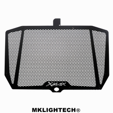 MKLIGHTECH For YAMAHA XMAX250 XMAX300 2017-2019 Aluminum Motorcycle Radiator Guard Grille Protection Water Tank