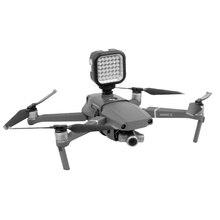 цена на DJI MAVIC 2 Drone DJI Osmo Action Camera Holder Insta360 Camera Mount 360 Degree Camera Bracket LED Light Mount For GOPRO Hero