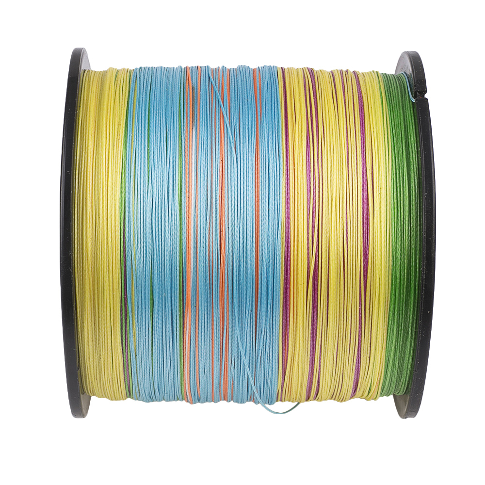 Hercules Braided Fishing Line Pesca 500M PE Braided Wire For Carp Fishing Accessory 10-300LB Peche Extreme Strong Cord 8Strands