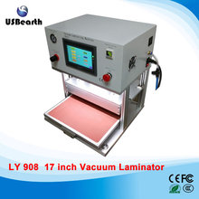 Professional vacuum lamination machine LY 908 touch screen lcd Assembly laminating machine for 17 inch LCD repair