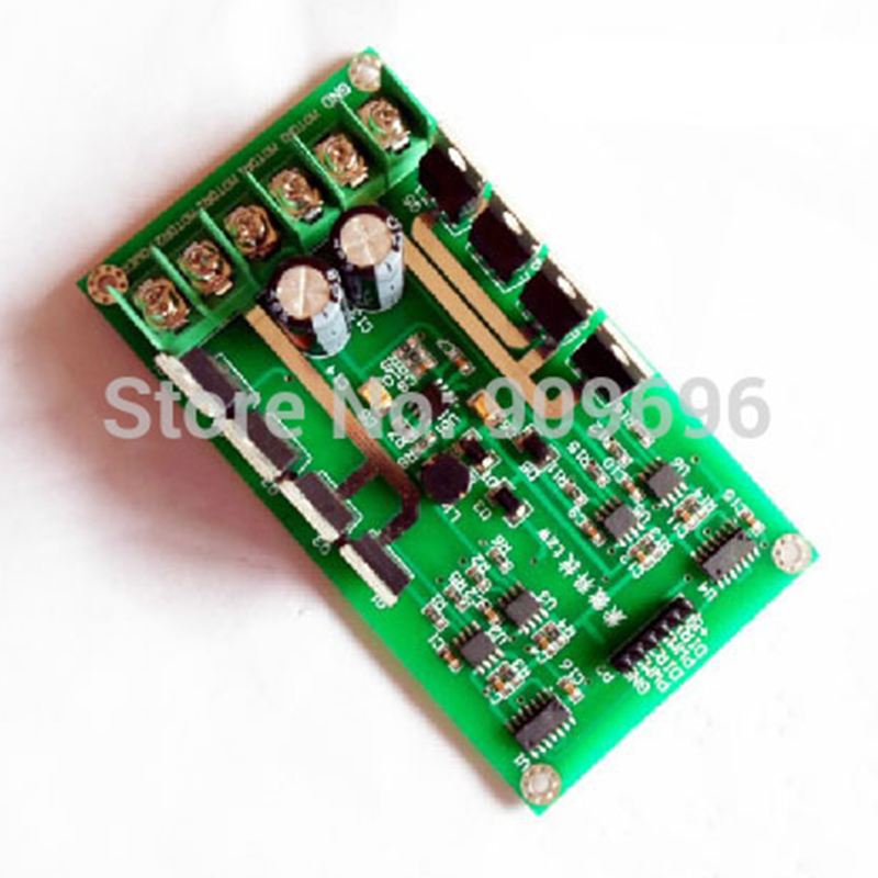 3-36V Dual 15A H-Bridge DC Motor Driver Peak 30A IRF3205 For Robot Smart Car free shipping 1722 dual motor driver module board h bridge dc mosfet irf3205 3 36v 10a peak30a