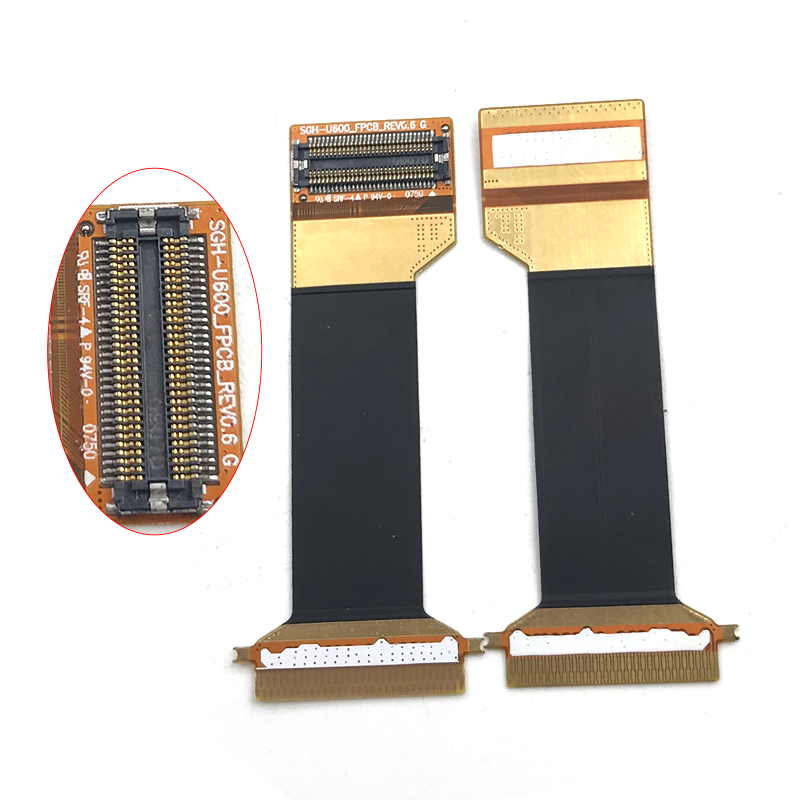 For Samsung U600 U608 LCD Slide Slider Flex Cable Ribbon Replacement
