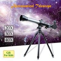 40X Ngoài Trời Bằng Một Mắt Thiên Văn Space Telescope Với Tripod Di Động 360/50 mét telescopic Kính Viễn Vọng Đồ Chơi cho Trẻ Em