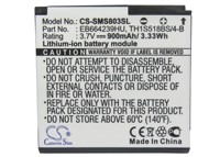 Cameron Sino 900mAh Battery EB664239HU For Samsung GT S7550 S8000 S8000H M8000 S7550 S8000 SCH U370