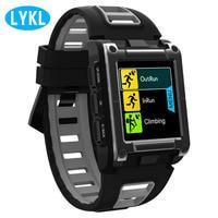 Multifunctional outdoor sports watch S929 smart watch 1.3 inch color touch screen sports smart watch IP68 waterproof