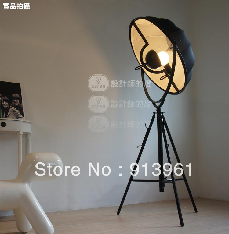 New fortuny floor lamp loft industrial style e27 studio standard fortuny floor lamp loft industrial style e27 studio standard light big sections 85x240 cm free shipping in floor lamps from lights lighting on aloadofball Images