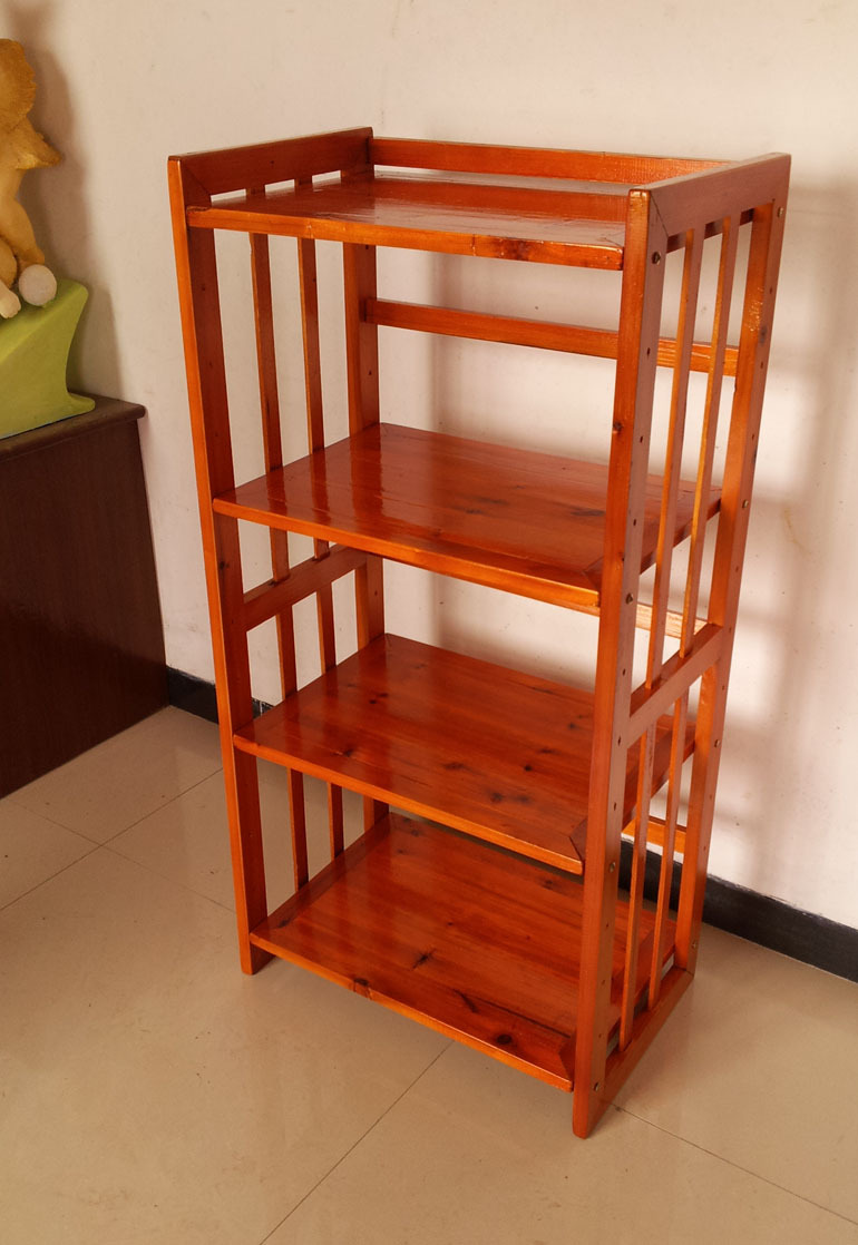 Kitchen shelves for microwave -  Multifunctional Kitchen Shelf Microwave Oven Shelf Racks Shelves Made Of Solid Wood Frame Wooden Storage Pot