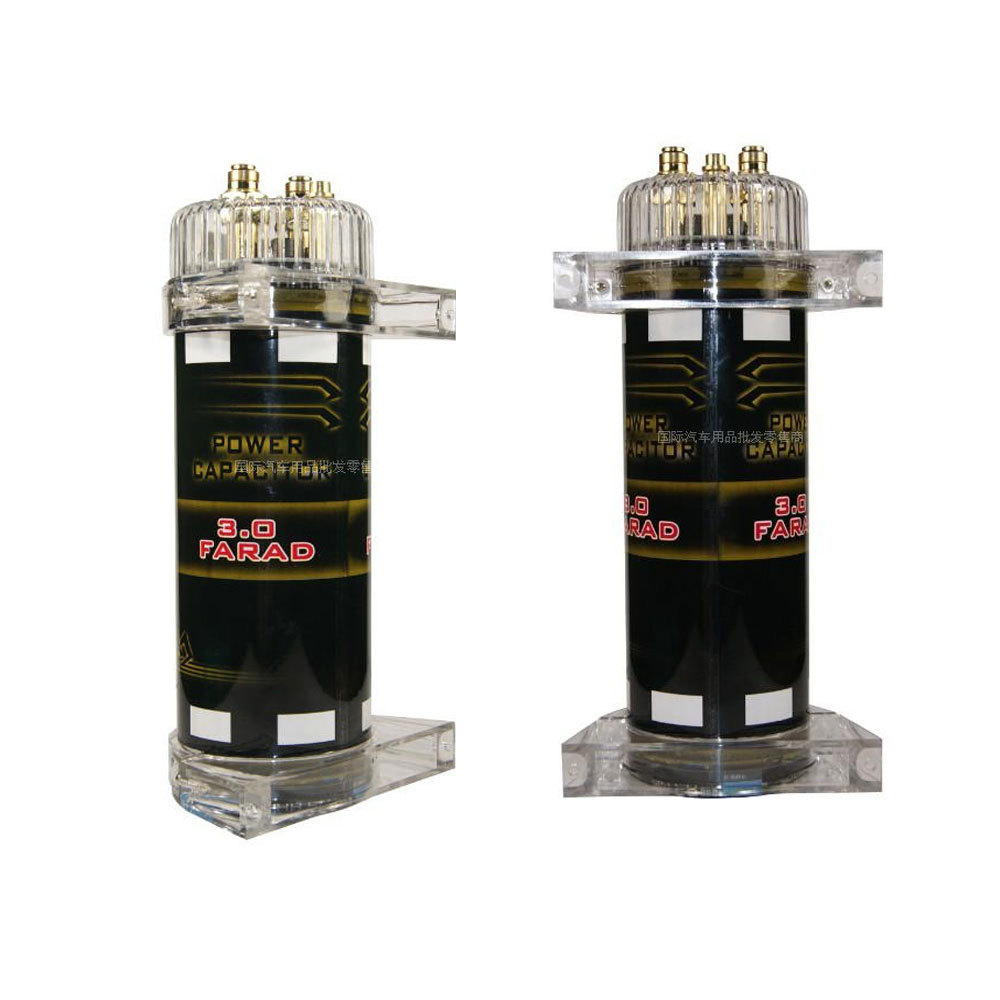 New Car auto audio super capacitor 16v3f ultra capacitor high power wholesale price for sales promotion
