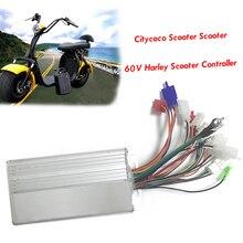 60 в 1000 Вт 2000 Вт Электрический велосипед мотор MOFSET бесщеточный контроллер E-bike скутер BLDC контроллер Harley контроллер скутера