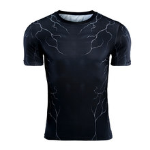 Venom 3D Printed T shirts Men Compression Shirt 2018 Newest Cosplay Costume Short Sleeve Tee Tops For Male Clothing Black Friday(China)