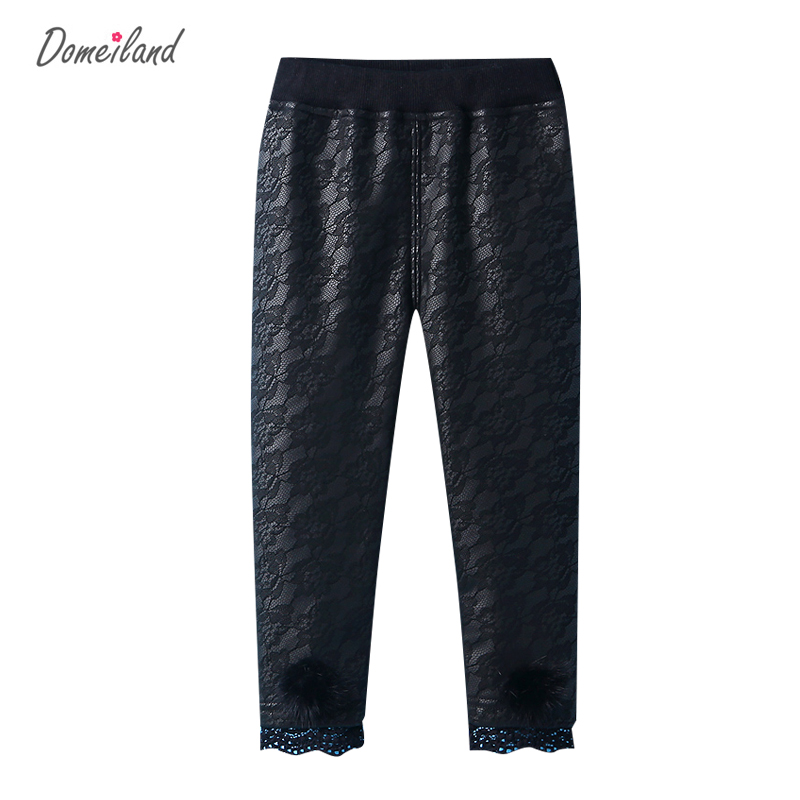 2017 fashion brand DOMEI LAND korean for children clothing kids girl pu cotton lace Floral candy
