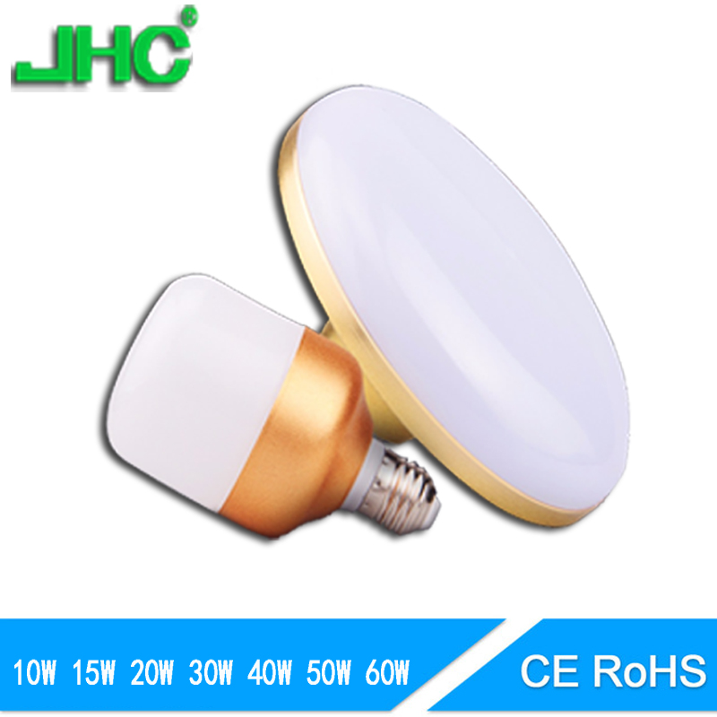 LED Bulb E27 10W 15W 20W 30W 40W 50W 60W 220V 230V Smart IC LED Light Cold White Warm White Lampada Ampoule Bombilla Lamp lan mu 10 pcs led cob chip 50w 40w 30w 20w 10w ac 220v 110v no need driver smart ic bulb lamp for diy led floodlight spotlight