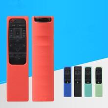 1Pc Silicone Case For Samsung Smart TV BN59-01220G Remote Controller Cover Case For Samsung UA65JU6800J TV Remote Case