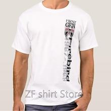 af9ca713 Fashion Cool Men T shirt Women Funny tshirt long text art first gen shirts  Short Sleeve