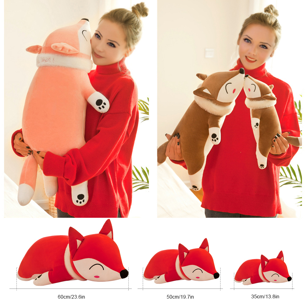 Urijk 35/50/60cm Dolls Stuffed Animals & Plush Toys for Girls Children  Stuffed Animals Soft Toy Doll Boys Toys Plush Pillow