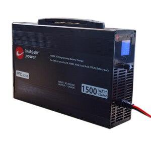 Image 3 - 2S 24S lityum LiPo Lifepo4 LTO BMS akıllı 1.2A denge ekran 1500W 24S şarj Li ion pil çözüm Chargery BMS24T C10325
