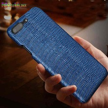 Genuine Leather Back Case For iPhone 6 6S 7 8 Plus Case Luxury Lizard Pattern Phone Bag Case For iPhone 6 S 7 8 Plus Cover vorson woven pattern leather coated pc back case for iphone 6s plus 6 plus grey