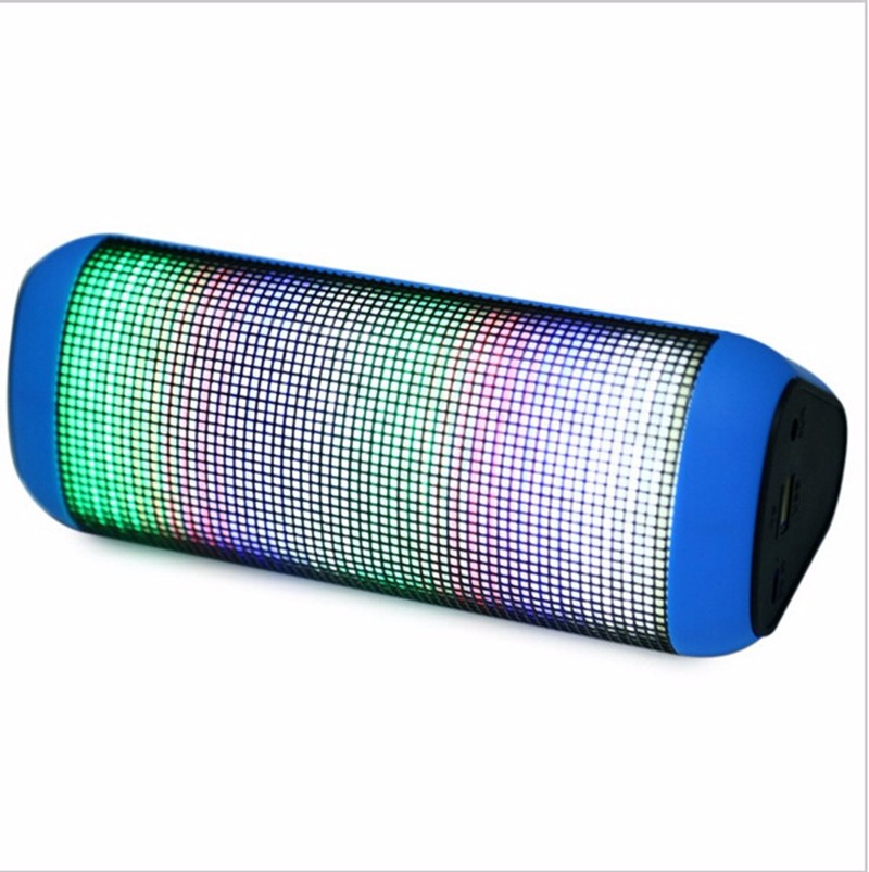 2018 Hot PULSE X2 Bluetooth speaker LED wireless light leaderportable low good alto falantes do TF auxiliary sound