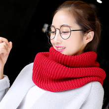 Winter Scarf Sleeve Scarf