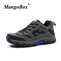 Hiking Shoes Men Autumn Winter Trekking Shoes Men Cushioning Climbing Mountain Sneakers Plus Size 39 47 Tracking Outdoor Boots