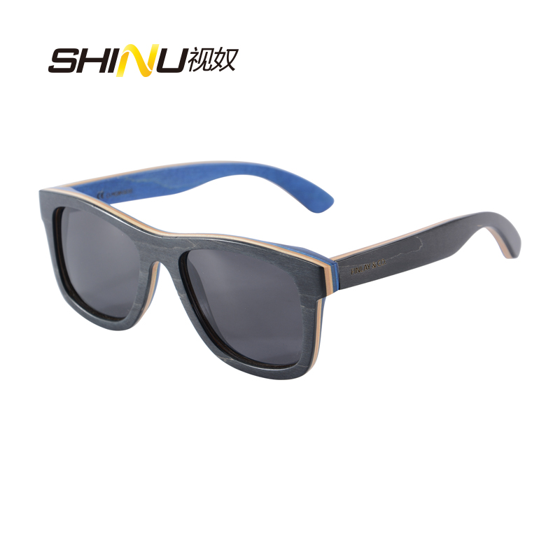 2016 high quality wooden glasses real wood glasses can ...