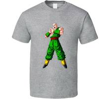 Shinhan Tien Goku De Dragon Ball Piccolo Vegeta Anime Mangá T Camisa Dos Desenhos Animados(China)