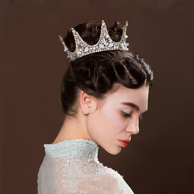HIMSTORY-Baroque-Vintage-Rhinestone-Hair-Accessories-Pageant-Wedding-Round-Big-Tiara-Full-Circle-Pearl-Bridal-Prom.jpg_640x640