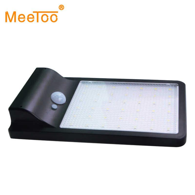 MeeToo садовые светильники наружного освещения led солнечный светильник Беспроводной датчик солнечного света IP65 лампы солнечной энергии для улицы. сада. прихожей