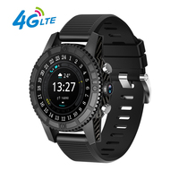 RUIJIE Android 7.0 Smart Watch 1G+16GB LTE 4G GPS SIM Smartwatch WIFI 2.0MP Camera Heart Rate Bluetooth Watches Phone