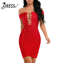 INDRESSME 2017 New Women Sexy Sleeveless Hollow Out Off the Shoulder Slash neck Summer Dress