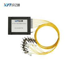 ABS box dwdm mux demux Single fiber 8channel DWDM module FC/PC connector factory wholesale