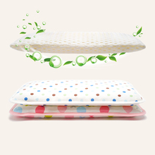 Infant Baby Pillow Bedding Sleeping Detachable Washable Flat Head Newborn Breathable Cooling Toddler Care Anti Rollover Nursing