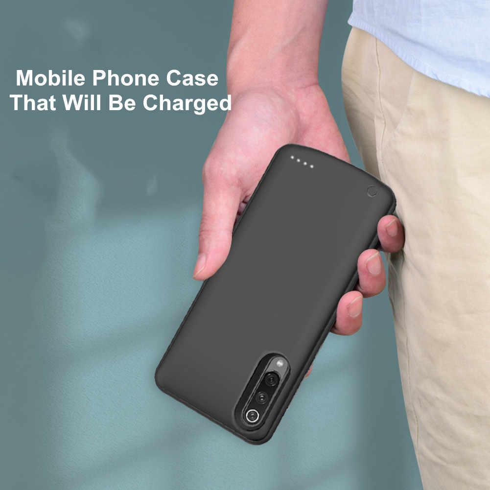 6500 Mah סוללה מקרה עבור שיאו mi mi 9 9 SE סוללה מטען מקרה חכם טלפון כיסוי כוח בנק עבור שיאו mi mi 9 SE סוללה מקרה