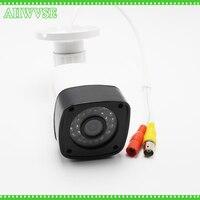 AHWVSE High Resolution HD 1920 1080P AHD 3000TVL Security Mini Surveillance Outdoor Waterproof 2MP CCTV Camera