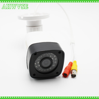 AHWVSE High Resolution HD 1920 1080P AHD 3000TVL Security Mini Surveillance Outdoor Waterproof 2MP CCTV Camera