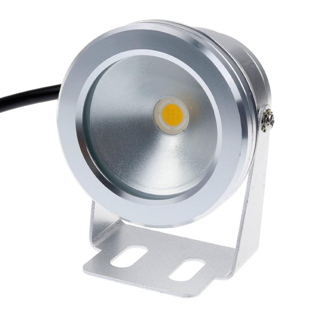 Led Lamps Lights & Lighting 10pcs/lot 10w Led Swimming Pool Light Underwater Waterproof Ip65 Landscape Lamp Warm/cold White Ac/dc 12v 900lm