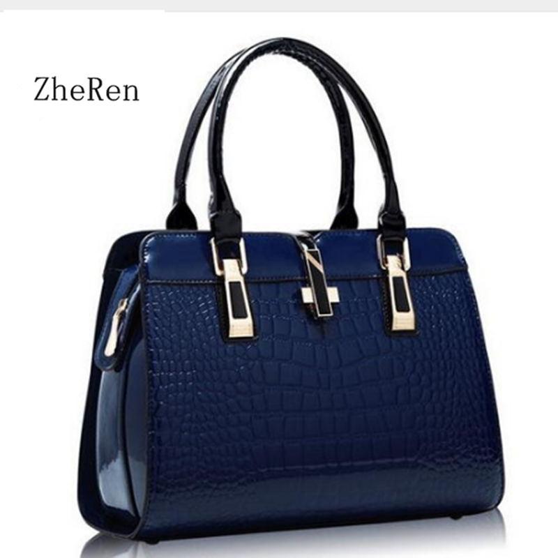 For Women Bag 2018 Europe Women Leather Handbags   PU Handbag Leather Women Bag